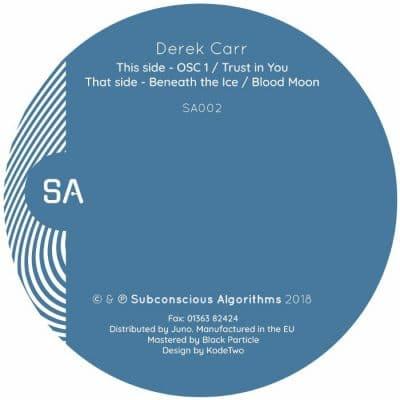 Derek Carr | SA 002 EP | Bordello A Parigi